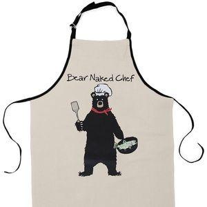 "🐻 ""Bear Naked Chef"" Apron 🐻"